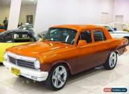 1964 Holden EH Orange & Maroon Automatic A Sedan for Sale