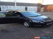 Black Ford Focus TDCI Zetec Diesel 3 Door - Great Condition for Sale