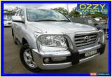 Classic 2010 Toyota Landcruiser UZJ200R 09 Upgrade Sahara (4x4) Silver Automatic 5sp A for Sale