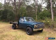 1985 Ford F100, 4WD for Sale