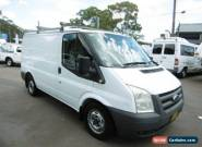 2007 Ford Transit VM Low (SWB) White Manual 5sp M Van for Sale