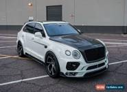 2017 Bentley Other First Edition Sport Utility 4-Door for Sale
