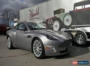 2003 Aston Martin Vanquish -- for Sale