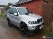 bmw x5 3.0d facelift low milage  for Sale