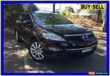 Classic 2008 Mazda CX-9 Luxury Purple Automatic 6sp A Wagon for Sale
