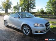2012 Audi A3 Cabriolet 1.6 TDI CR Sport 2dr for Sale