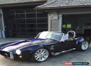 1966 Shelby for Sale