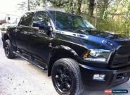 Dodge : Ram 2500 Laramie for Sale