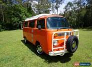 VW Kombi Pop-top Camper campervan for Sale