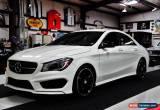 Classic 2016 Mercedes-Benz CLA250 Sport Sedan 4-Door for Sale