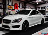 2016 Mercedes-Benz CLA250 Sport Sedan 4-Door for Sale