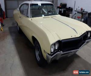 Classic 1968 Buick Skylark CUSTOM COUPE 350 4-BLL AUTOMATIC  for Sale