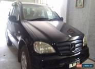 2000 Mercedes Benz ML320  for Sale