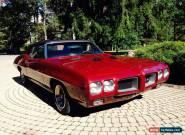 Pontiac: GTO for Sale