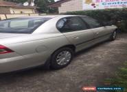 Holden commodore 2002 for Sale