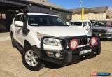 Classic 2010 Toyota Landcruiser Prado KDJ150R GXL (4x4) White Automatic 5sp A Wagon for Sale