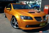 Classic 2010 Holden Commodore VE MY10 SS-V Wildfire Manual 6sp M Sedan for Sale