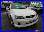 2008 Holden Commodore VE SS-V White Automatic 6sp A Utility for Sale