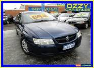 2004 Holden Commodore VY II Executive Blue Automatic 4sp A Sedan for Sale