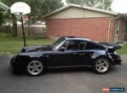 1987 Porsche 930 for Sale