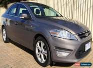 """2012 FORD MONDEO ZETEC """"TURBO DIESEL""""  for Sale"""