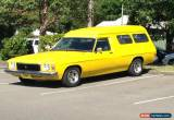 Classic HOLDEN HJ 1975 for Sale