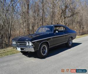 Classic 1969 Chevrolet Chevelle 2 DOOR HARDTOP for Sale