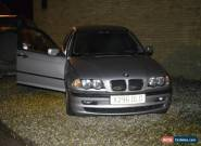BMW 318i Spares Or Repair for Sale