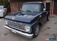 Ford: F-100 Stepside for Sale