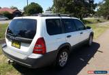 Classic Subaru 2005 Forester 2.5X  for Sale