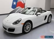 2015 Porsche Boxster Base Convertible 2-Door for Sale