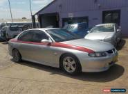 2001 HOLDEN VXII COMMODORE S PACK SUPERCHARGED AUTO AIR CON DRIVES VERY WELL for Sale
