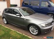 2009 BMW 116D M SPORT GREY for Sale