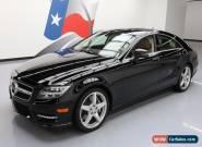 2014 Mercedes-Benz CLS-Class Base Sedan 4-Door for Sale