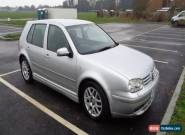vw golf mk4 gti 1.8t 5 door  150bhp. for Sale