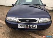 ford fiesta ghia 1 owner 51 k full service history for Sale