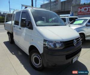 Classic 2010 Volkswagen Transporter T5 MY10 White 7 Sports Automatic Dual Clutch for Sale