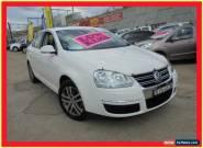 2008 Volkswagen Jetta 1KM MY08 TDI White Automatic A Sedan for Sale
