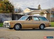 1977 Dodge Other Base Wagon 4-Door for Sale