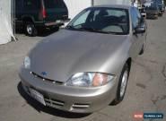 2000 Chevrolet Cavalier Base Sedan 4-Door for Sale