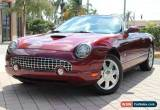 Classic 2004 Ford Thunderbird Base Convertible 2-Door for Sale