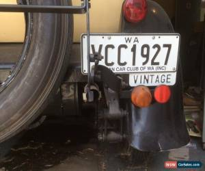 Classic An 1927 Oakland Pontiac car in excellent condition. for Sale