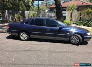 2001 Holden WH Series II Statesman for Sale