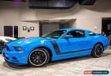 Classic 2013 Ford Mustang Boss 302 Coupe 2-Door for Sale