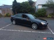 2005 ford mondeo st 2.2 tdci diesel black  for Sale