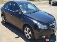 2010 HOLDEN CRUZE JG CDX SEDAN AUTO 92KM GEARBOX ISSUES LIGHT DAMAGE CLEAR TITLE for Sale