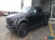 2017 Ford F-150 Raptor Crew Cab Pickup 4-Door for Sale