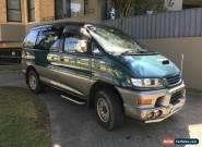 Mitsubishi Delica for Sale