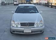 2001 Mercedes-Benz CLK-Class Base Coupe 2-Door for Sale
