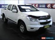 2012 Holden Colorado LX 4x4 Crew Cab Utility BP48WN for Sale